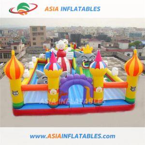 Gonflable Mini charmant château Bouncer dinosaure pour les enfants