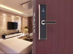 Fingerprint /Combinação Senha/ Leitor de cartão de identificação de 3 em 1 Cofre digital inteligente electrónicos de segurança eléctrico um graminho Lock