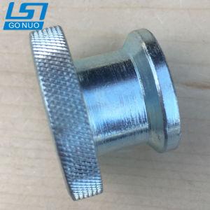 Les pièces d'usinage CNC OEM moletage spécial de l'écrou en acier