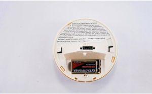 Detector de Fumaça interconectadas sem fio para Alarme de Incêndio com função de insonorização