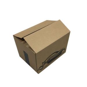 Caja de embalaje de cartón de papel personalizado moviendo la caja de archivo de la caja para gastos de envío