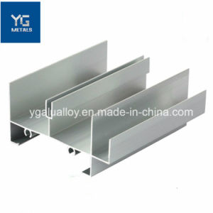 Aleación 2011 de la puerta y ventana Perfil de aluminio