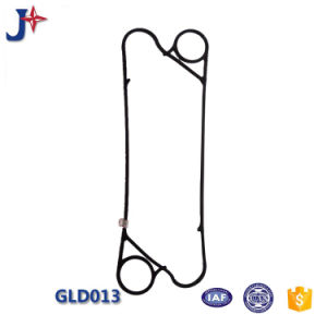 Tranter Gc8/Gc26/Gc60/GCP009/Gld12/Gld013のガスケットのゴムシールのための優秀な硬度の強さの版の熱交換器のガスケット