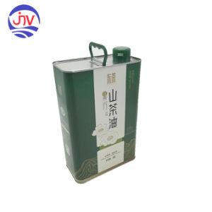 3L de sellado de estaño metal recipiente el aceite de cocina puede