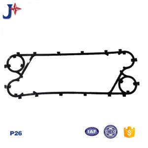 P16/P26/P36 Échangeur de chaleur Plaque en acier inoxydable joints pour l'application de l'industrie alimentaire et de la Marine