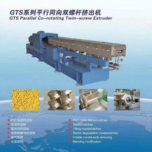 Feuille de décisions prix d'usine WPC extrudeuse avec machine high tech