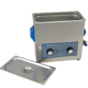 Marcado de 6 litros de depósito de limpiador ultrasónico de baño con calefacción -220V