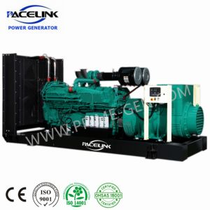 Ce/ISO를 가진 25kVA~1500kVA Cummins에 의하여 강화되는 열려있는 유형 디젤 엔진 발전기