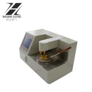 Apparecchiatura Closed del punto della tazza dell'olio del tester dei Martens automatici di Pensky