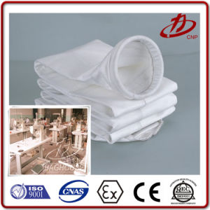 Recolha de pó industrial todo o material do filtro de saco de filtro de Fornecedor