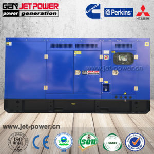 Generador eléctrico de 100 kVA 80Kw en silencio los generadores diesel con motor diesel Perkins.