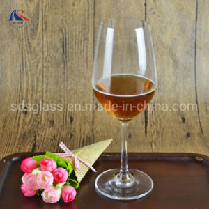 350ml Crystal verrerie potable longue tige Tulip verres à vin en forme