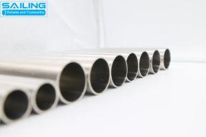 Haute qualité en acier inoxydable 316L sanitaires tuyaux sans soudure Ss Tube de qualité alimentaire
