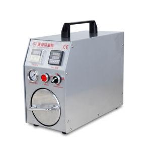 Tbk-405 500W Mini autoclave l'écran LCD de l'Oca Air Compressor 2 dans 1 mini-bulle Supprimer la machine