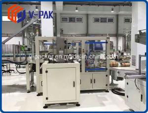 Automatische Paket-Maschinen-Plombe und Dichtungs-Maschine