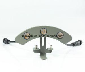 Samvol IP65 imprägniern im Freiendekoration-Fliese-Dach-Lampe, LED gewelltes Licht