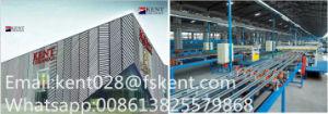 De houten Verglaasde Opgepoetste Tegel van het Porselein in Fabriek Foshan