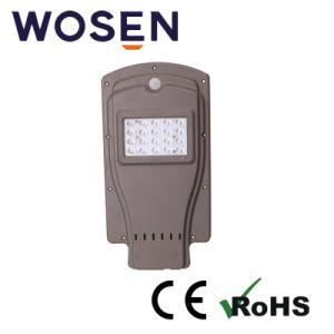 85m2 de área de iluminación solar Impermeable IP65 Calle luz LED