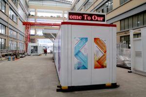 Bella stazione mobile del combustibile del contenitore di nuovo disegno