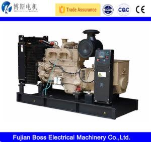 Cummins Engineのディーゼル発電機セットのディーゼルGensetによって動力を与えられる60Hz 900kw 1125kVAのWater-Coolingの無声防音