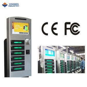 Código Pin de carga rápida de la estación de carga de teléfonos móviles operados