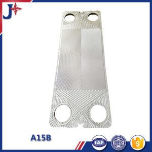 스테인리스 A15b 프레임 바닷물 티타늄 격판덮개 열교환기 제조