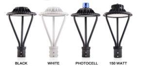 30W 50W 75W 100W décoratifs d'éclairage de rue Pole monté lumière LED décoratifs Éclairage de rue Pole Lampe à LED