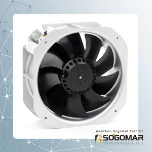 Het ventileren van Ventilator 225X225mm met Drijvende kracht de Van uitstekende kwaliteit van het Metaal