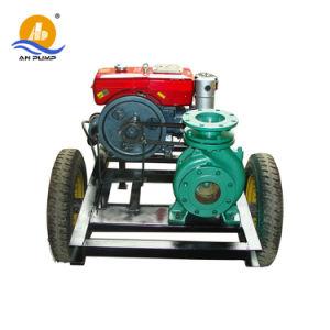 4 6 pompa centrifuga di irrigazione dell'azienda agricola del motore diesel da 8 pollici