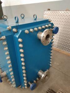 石油、化学工業、薬、オイルおよび天燃ガスの十分に溶接された版の熱交換器のために適当