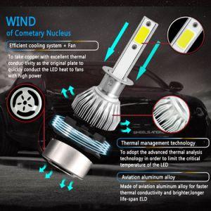 車のためのLightech X3 H1 LEDの自動ヘッドライト