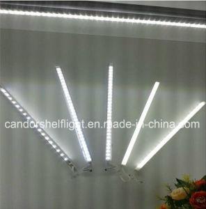 Indicatore luminoso laminato di uso LED della vetrina di alta qualità con V-Tipo disegno