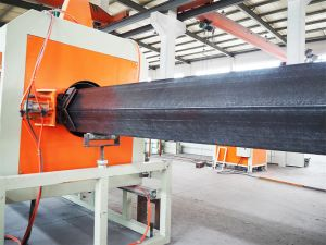 ガラス繊維棒の強い耐食性FRP/GRPの陽極管(GH Y002)