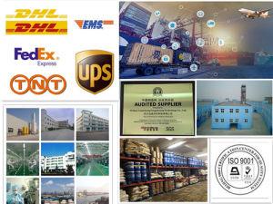 China adviseerde het Lokale Waterstofchloride CAS 5875-06-9 van Proparacaine van Drugs Anethetic