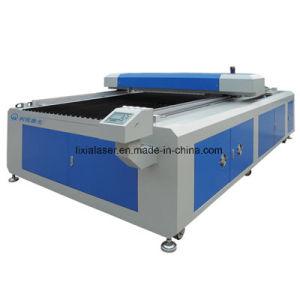 Máquina de grabado láser Lx-Dk6000 usado en la ropa barata