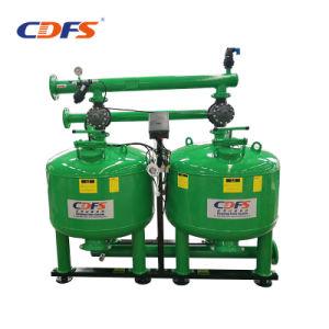 Filtre à sable de lavage automatique pour l'irrigation
