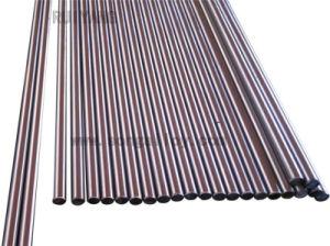 Staven/Staven van het Roestvrij staal van de hoogste Kwaliteit de de Heldere Ronde Stevige met Goede Afwerking
