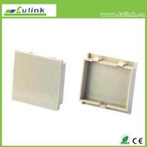 Fußboden-Typ einzelner Portinformations-Anschluss-Tischplattenkasten-Netz-Bildschirmoberfläche