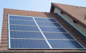 3kw sur grille Kits de Système d'énergie solaire résidentiel
