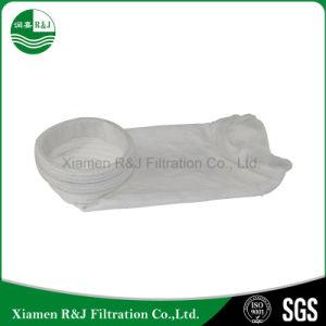 Filtro de polvo de revestimiento de PTFE Nonwoven Bag