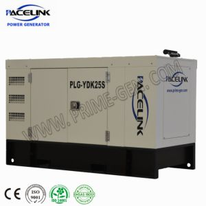 9kVA~60kVA Yangdong Powered silencioso Generador Diesel con Ce/ISO