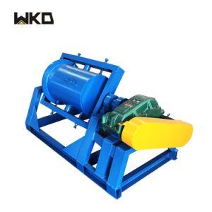 Mobile de equipos de minería de oro de la amalgamación barril amalgama de mercurio barril