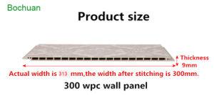 Decoration Material WPC Panneau pour mur Conseil ou de dalles de plafond (A238)