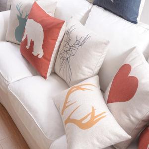 Yrfのホテルの部屋のさまざまな動物はベッド枕クッションを模造する