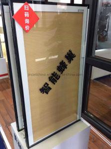 De cellulaire/Honingraat Geïsoleerde Schaduw van het Glas voor de Dubbele Verglaasde Deuren van Vensters