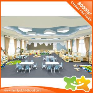 Presidenza della Tabella di studio dei capretti di asilo della mobilia dei bambini della fabbrica della Cina da vendere