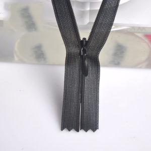 Aceptar el nuevo equipo de productos OEM Ningbo Ocultar Zipper
