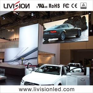 屋内イベントのLED表示スクリーンのパネルP3.9/4.8の高品質のフルカラーの使用料LEDスクリーン