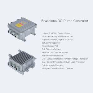de ZonnePomp van het Water 4ssc4/215-D220/2200 2.2kw BLDC met Controlemechanisme MPPT