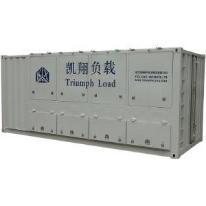 Tipo personalizzato la Banca del contenitore di caricamento diesel del generatore 11kv 2MW